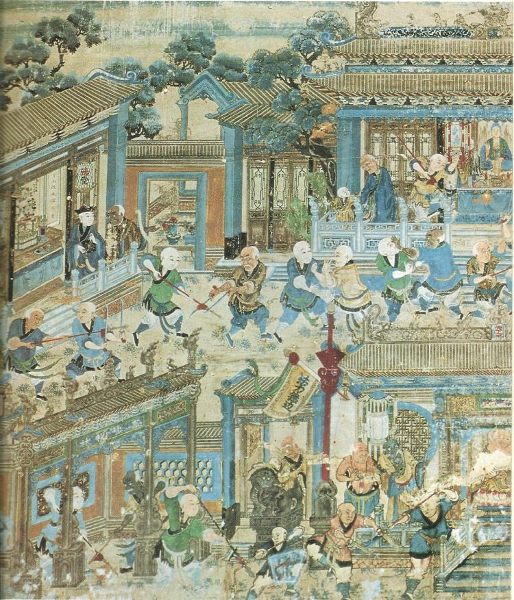 corsi kung fu shaolin parma